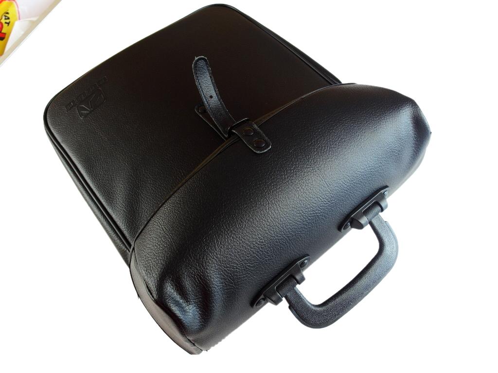 Packväska till pakethållare