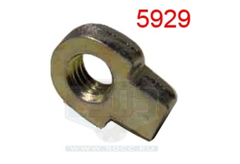 Bromsaxel Mutter Honda Mt5/Mt8/Ss50