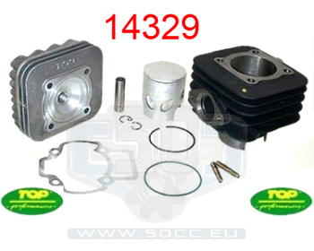 Cylinder Piaggio 70Cc 47Mm Top Performance +