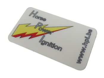 Dekal HPI Horse power ignition 5x2,8cm